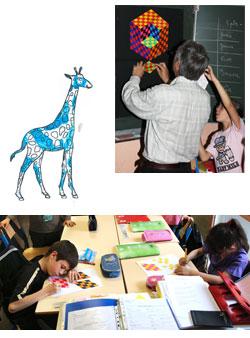 Op'Art à l'école