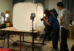 Atelier de photographie culinaire au Collège (2)